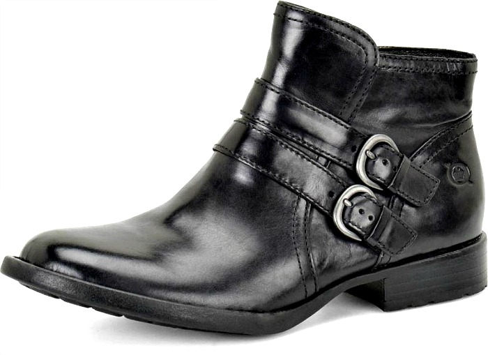 Women S Waterproof Leather Boots For The Rain And Snow