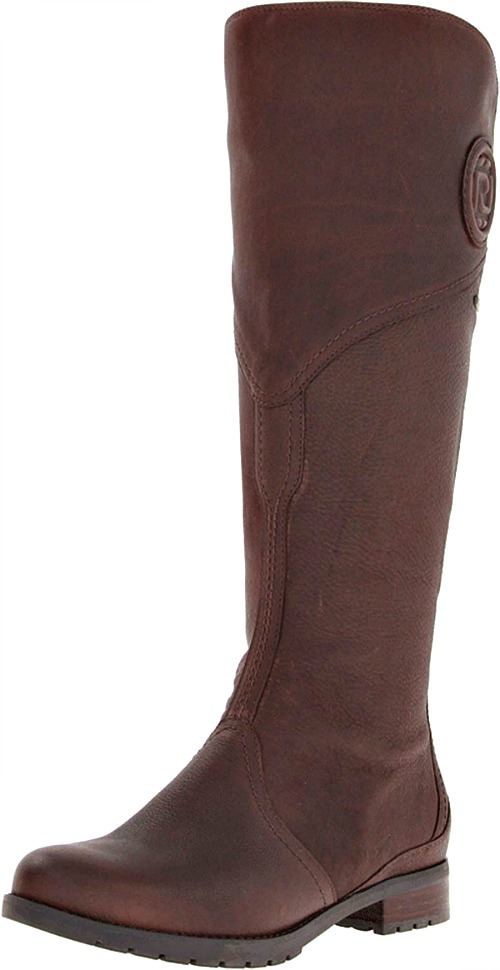 12fe326772d Women's Waterproof Leather Boots for the Rain and Snow