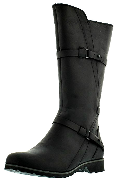 4434321fa77 Women s Waterproof Leather Boots for the Rain and Snow