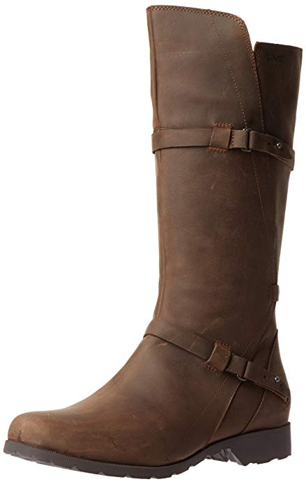 c911dc93815 Women's Waterproof Leather Boots for the Rain and Snow