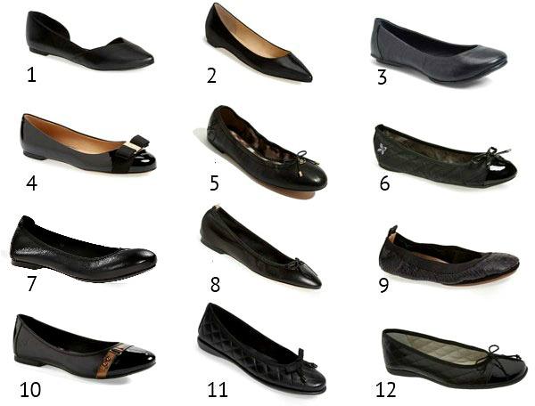 c4e8b05cb91 The Best Black Flats for Travel