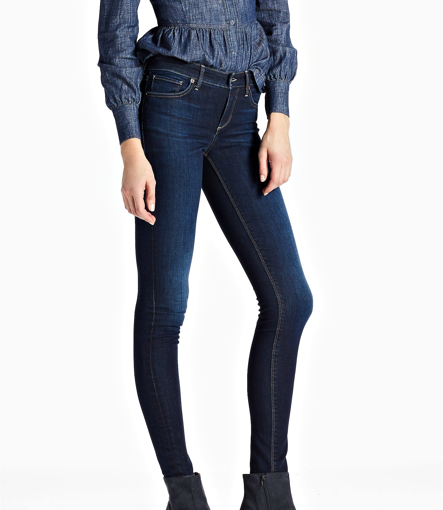 Skinny Best jeans for moms pictures recommend to wear in summer in 2019