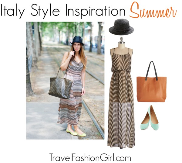 Travel summer dresses