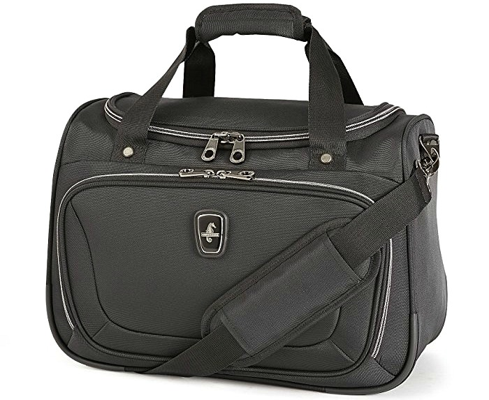What are the Best Travel Bags with Trolley Sleeve?