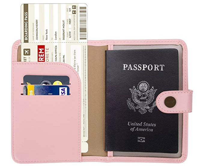 d32823f4a24a Best Passport Holder Will Protect Most Valuable Item