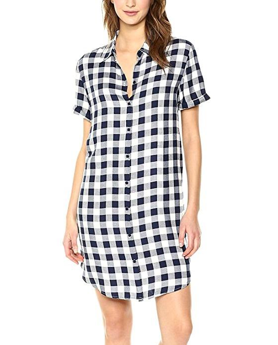 how-to-wear-a-shirt-dress