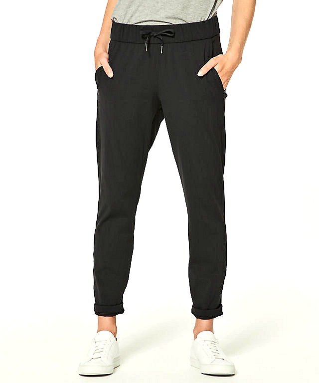eaff784fdb43 The Comfiest Airplane Pants for Travel