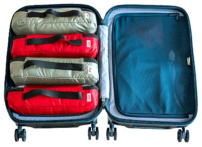 8da6ce51226 Our readers give advice on how to pack padded bras to make the most of the  space in your luggage and protect them from damage.