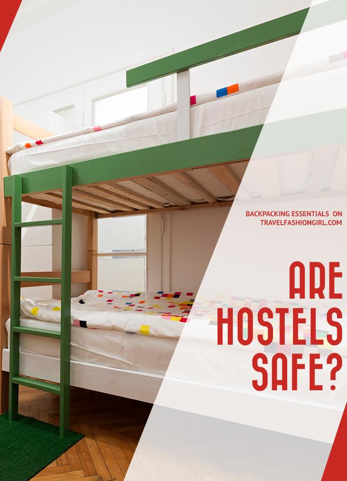 are-hostels-safe