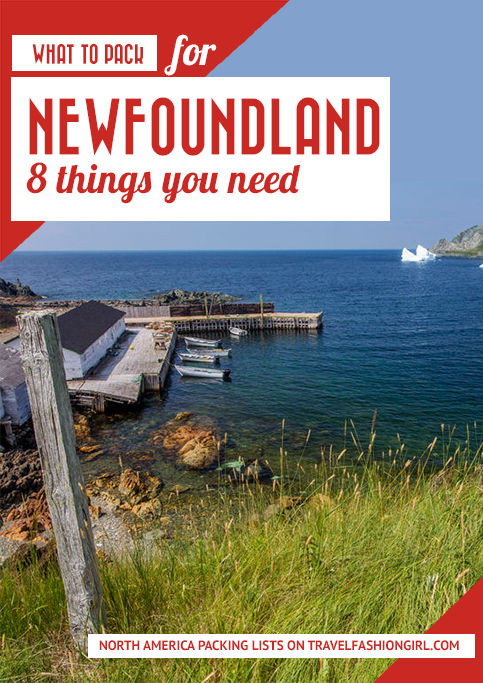 what-to-pack-for-newfoundland