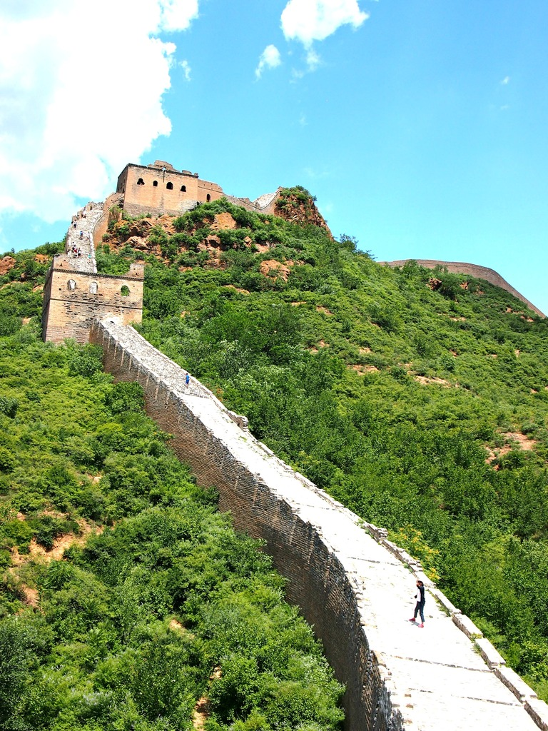 What Does Great Wall Of China Tattoo Symbolize: What To Wear To Walk The Great Wall Of China In Summer
