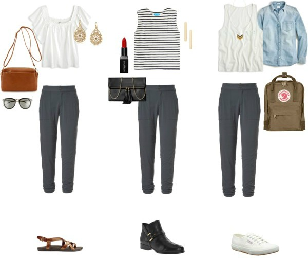 06024e8682 The Travel Capsule Wardrobe  Versatile Packing at its Finest