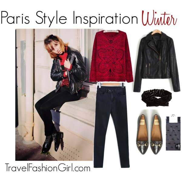 Paris Winter Fashion: French Fashion Blogger Shows Us What To Wear In Paris In