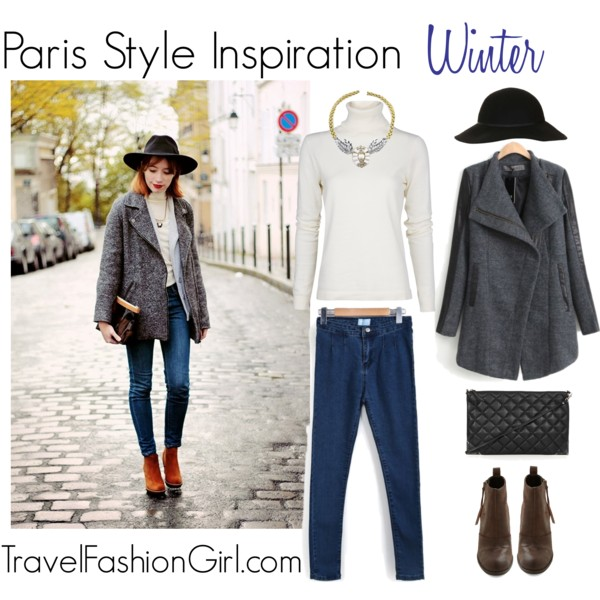 French Fashion Blogger shows us What to Wear in Paris in ...