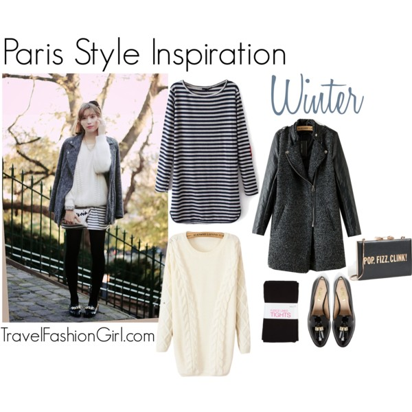 French Fashion Blogger Shows Us What To Wear In Paris Winter