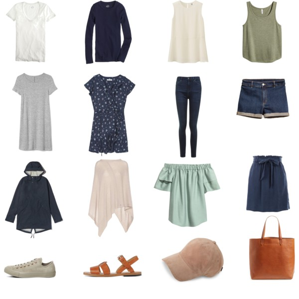 4062866730 Tee | Longsleeve | Sleeveless | Tank | Dress 1 | Dress 2 | Jeans | Shorts |  Raincoat | Poncho | Blouse | Skirt | Shoes | Sandals | Hat | Bag