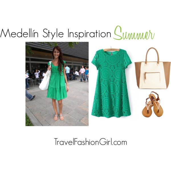 Medellin Style Inspiration Summer