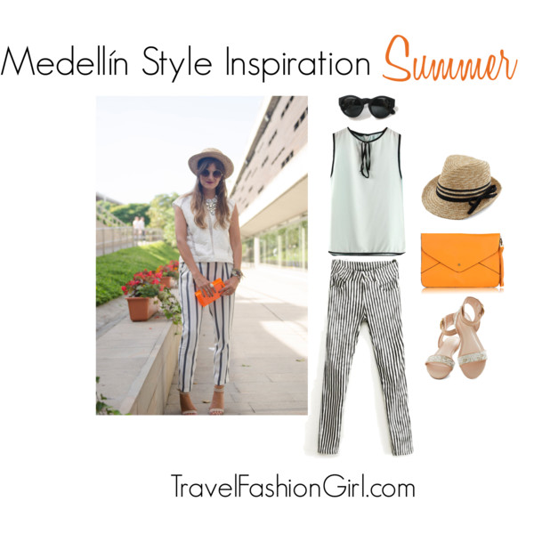 Medellin Fashion Bloggers Guide For Summer Travel Style
