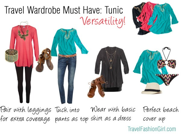 travel-wardrobe-essentials-womens-tunics