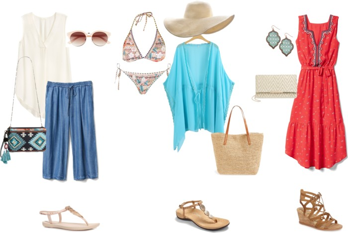 ed75d63cc8de 3-Day Weekend Getaway Outfits for Summer (and Beyond)