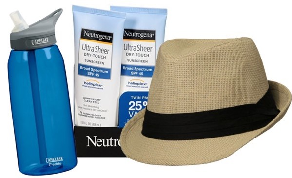 Cambodia Packing List-Sun Protection
