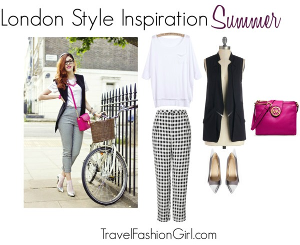 What to Wear in London: Summer Style Guide