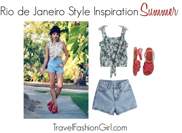 What To Wear In Rio De Janeiro Fashion Tips For Summer