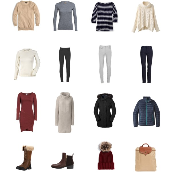 ae70ec3f893 What to Wear in the Snow  Packing List and Packing Tips