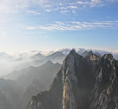 Hua Shan, China