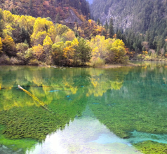 Jiuzhaigou-Huanglong, China