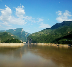 Three Gorges, China