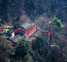 Wudang Shan, China