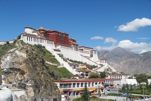 Lhasa Image