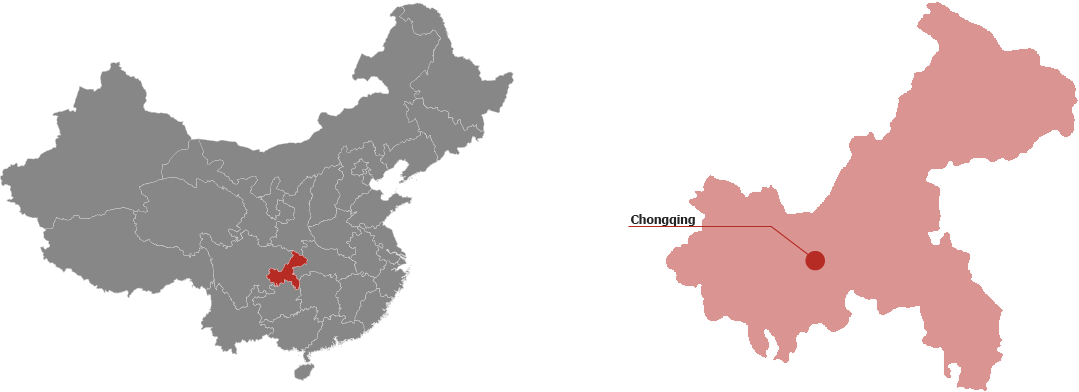 Sichuan Province Map
