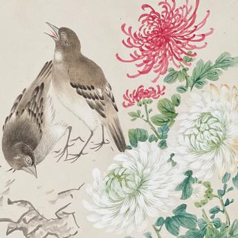 Original Chinese Watercolors