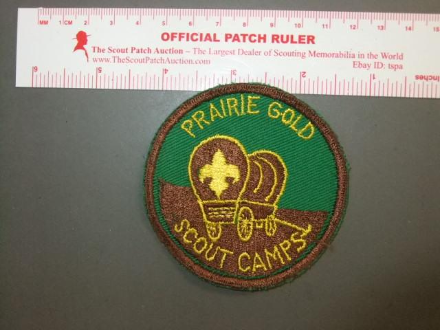 MINT CSP Prairie Gold Area Council S-1