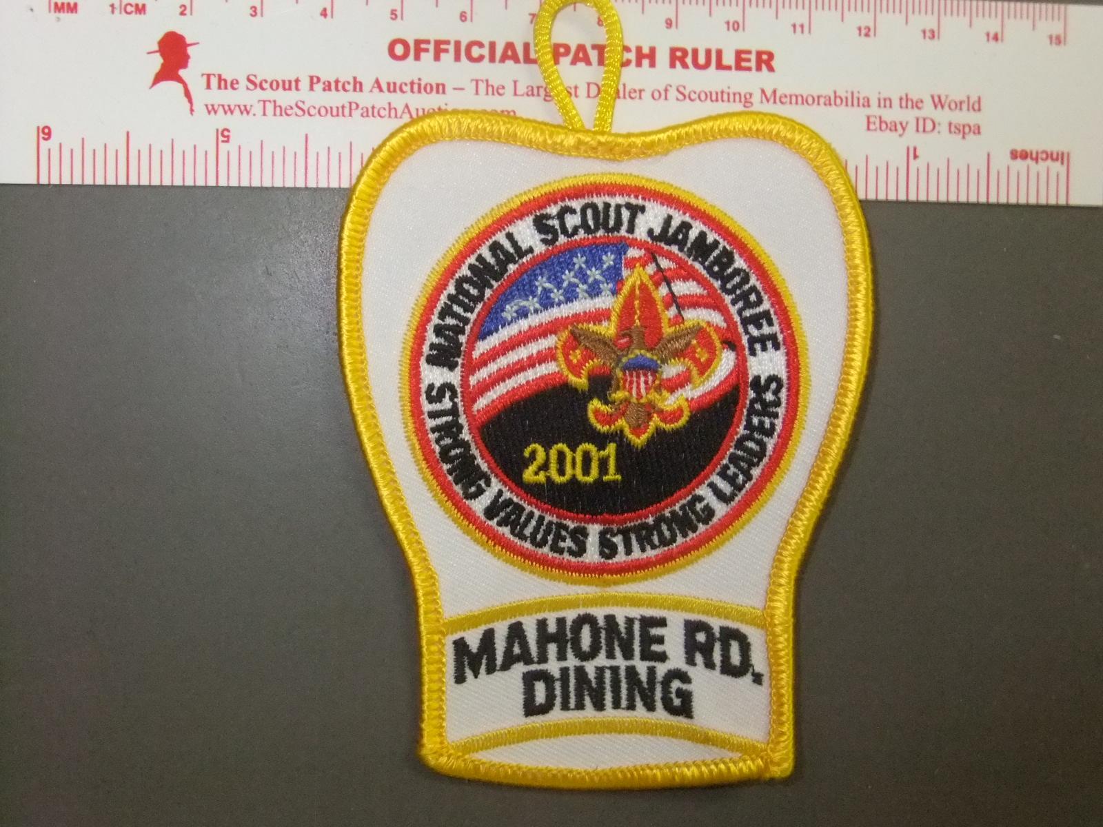 Boy Scout 2001 National Jamboree Doober