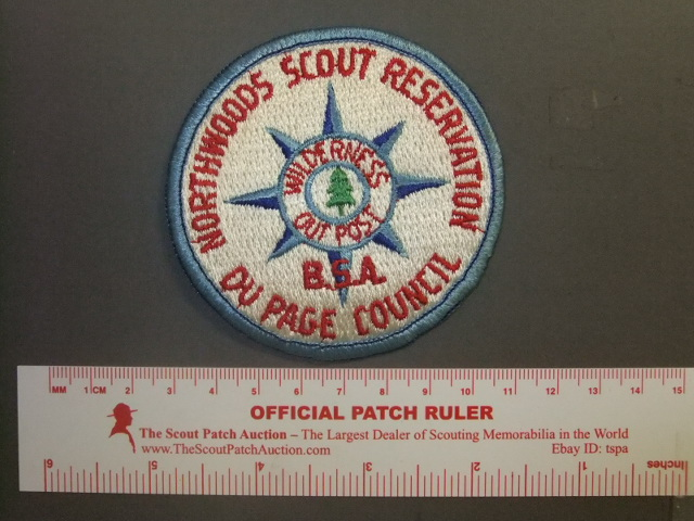 Boy Scout Northwoods Reservation 1965 Chief Okemos Council 7919Z
