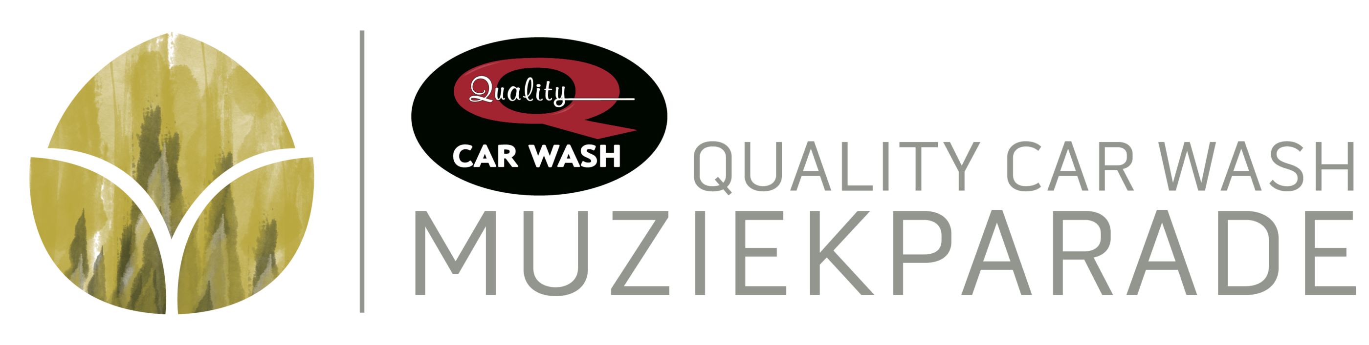 Muziekparade, sponsored by Quality Car Wash
