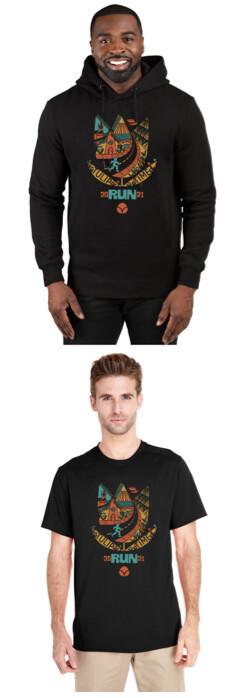 2021 Tulip Time Run Tshirts Sweatshirts