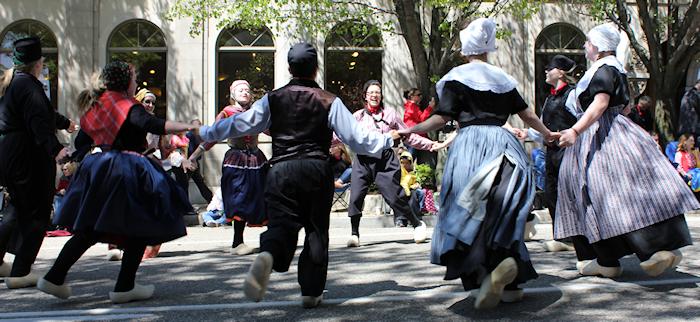 Dutch Dancing :: Tulip Time, May 2–10, 2020 — Holland, Michigan