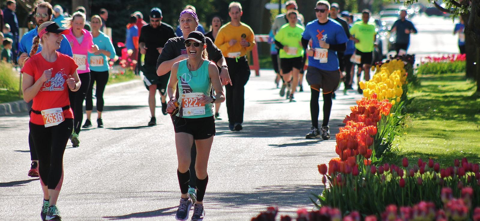 Tulip Time Run :: Tulip Time, May 2–10, 2020 — Holland, Michigan