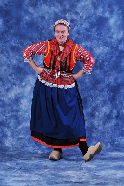 Dutch Dance Costumes Tulip Time