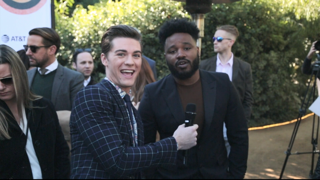 Ryan Coogler Jordan Doww Variety Brunch 10 Directors To Watch Palm Springs International Film Festival 2019