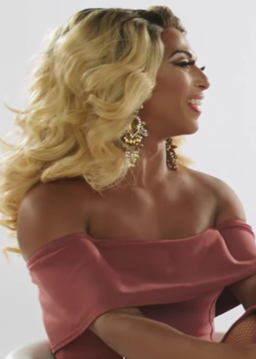 Shangela Turns Up the Love With LOVELOUD