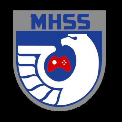 MHSS Eagles Esports RL2's logo