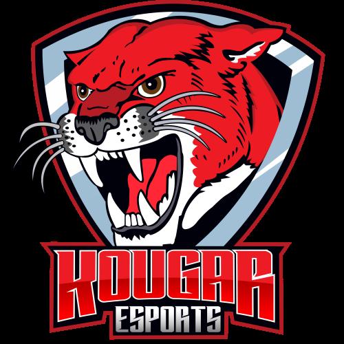 Kougar Esports White's logo