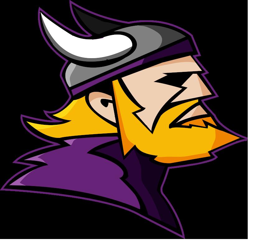 Niles North Vikings's logo