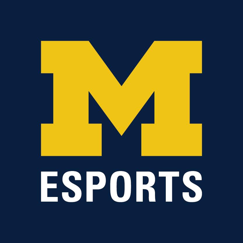 UMich Esports's logo
