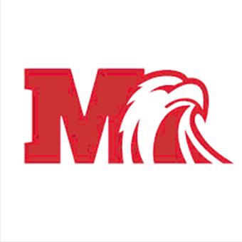 Milford High School's logo